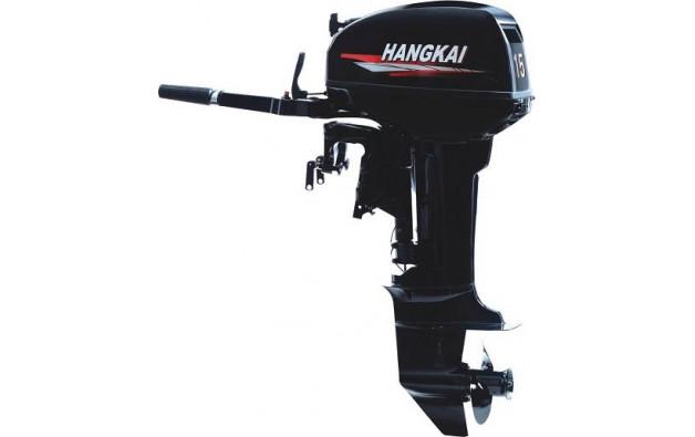 2х-тактный лодочный мотор Hangkai M15.0 HP