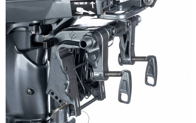 4х-тактный лодочный мотор Mikatsu MF15FES