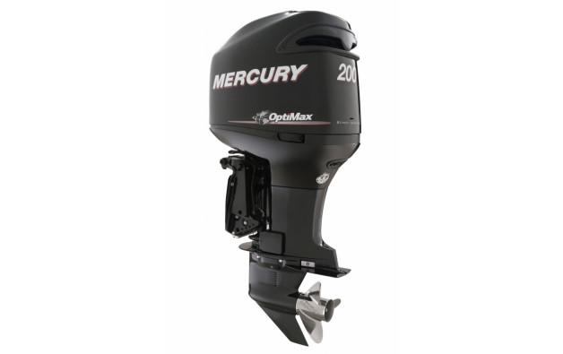 2х-тактный лодочный мотор Mercury ME 200 L OptiMax