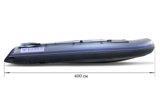 Лодка ПВХ Флагман 400 U