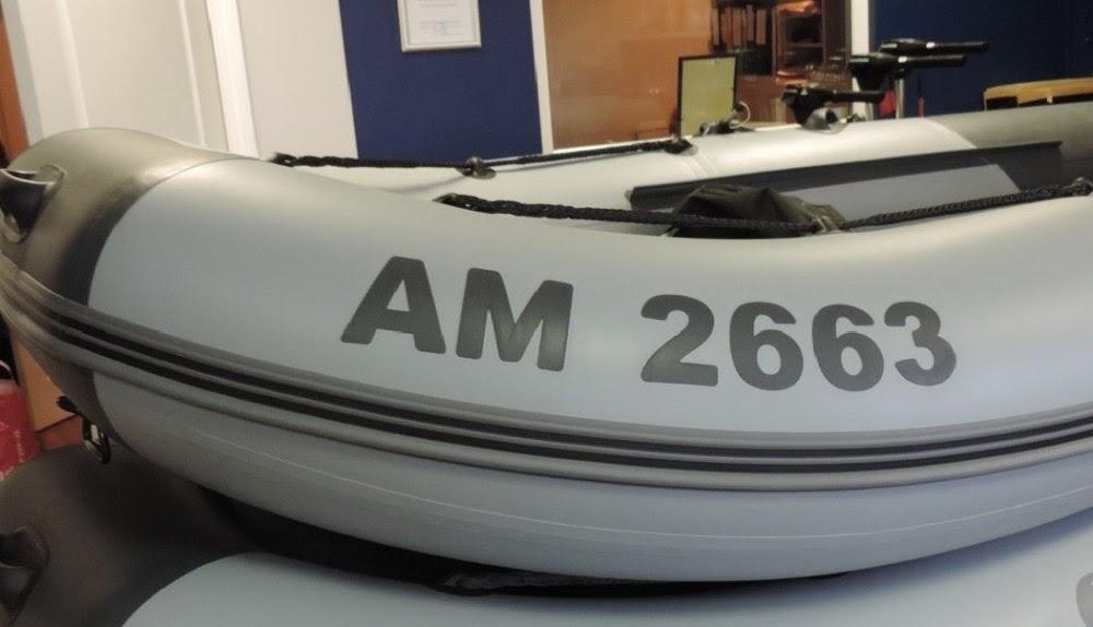 Какую лодку пвх не надо регистрировать