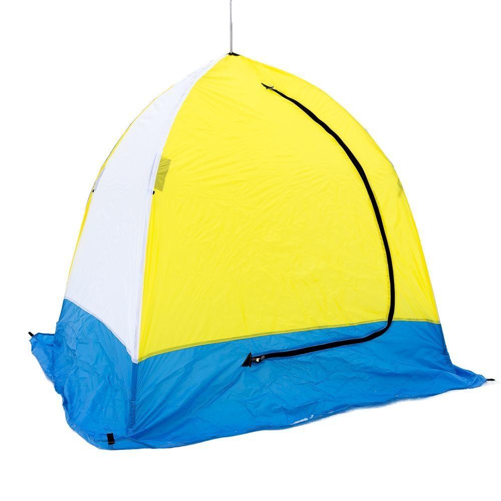 Палатка рыбака Стэк ELITE 1 - купить в СПб по цене 3 500 руб.